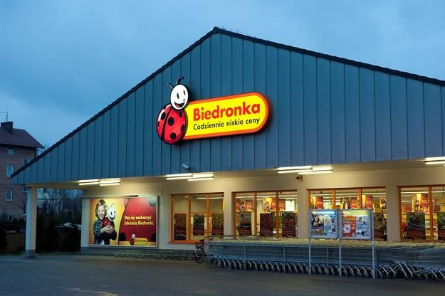 Shop Biedronka